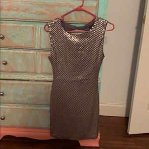 Shiny, sparkle , going out dress